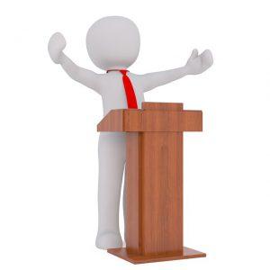 האם פוליטיקאים מייצרים מוניטין פיקטיבי?